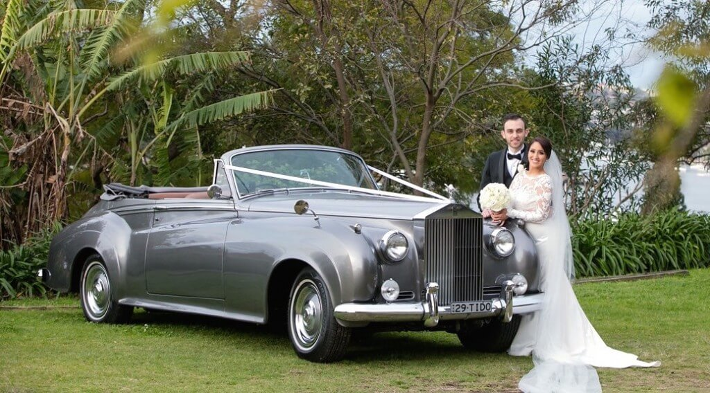 weddingcarclassic